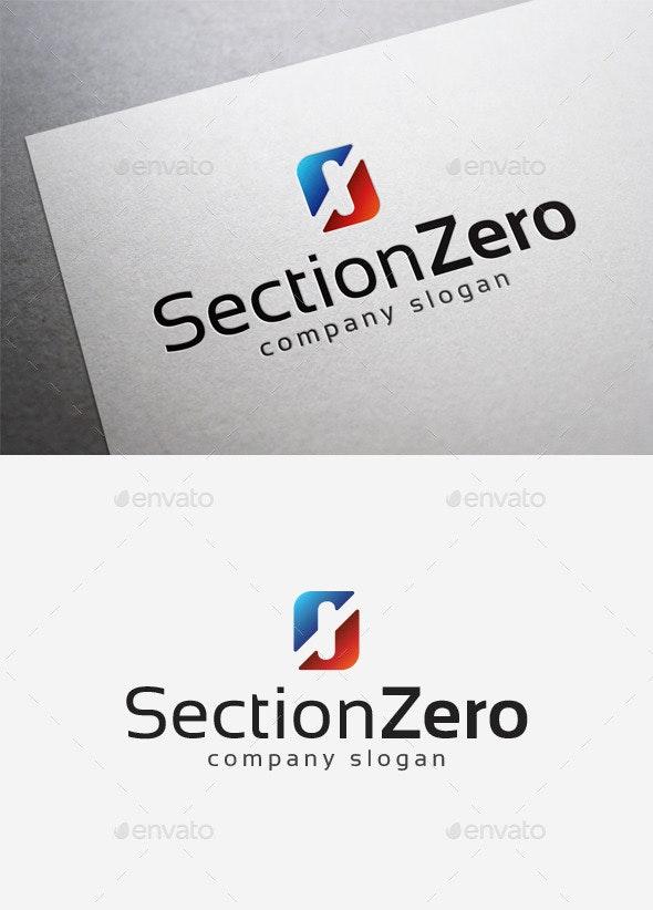 Section Zero Logo