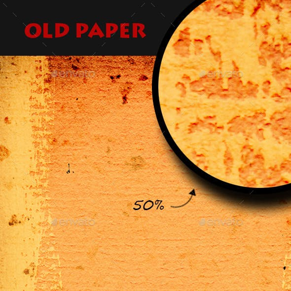 Old Paper Texture 0008