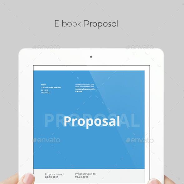 E-book Proposal