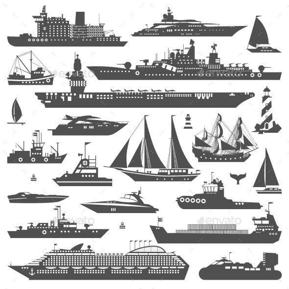 Ship Logos