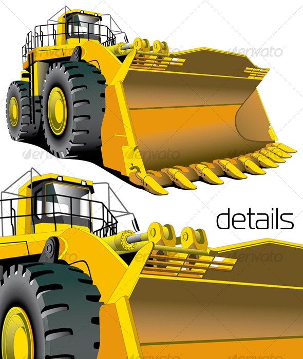 Dozer - Industries Business