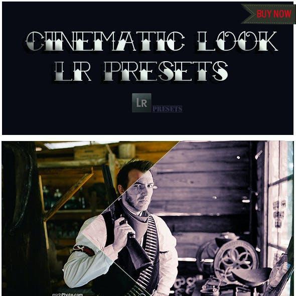 5 Cinematic Look Presets