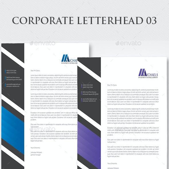 Corporate Letterhead 03