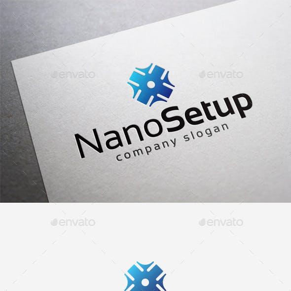 Nano Setup Logo