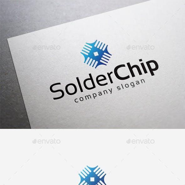 Solder Chip Logo