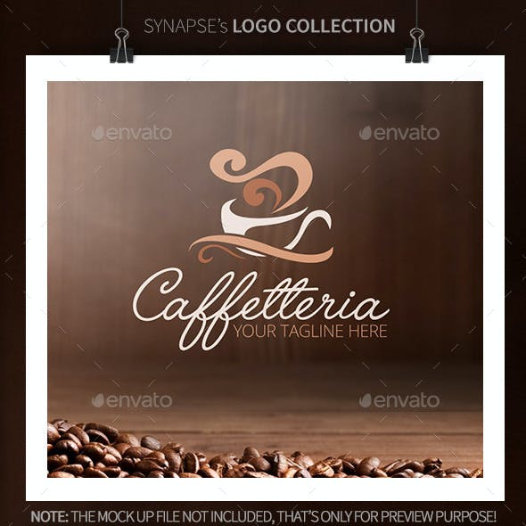 Caffetteria / Coffee Logo Design