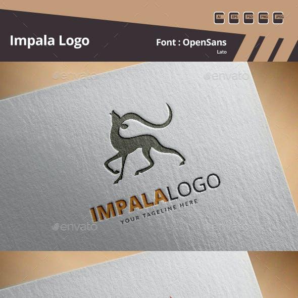 Impala Logo Template