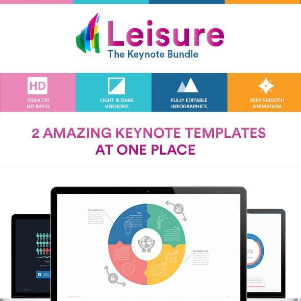 Leisure -The keynote Bundle