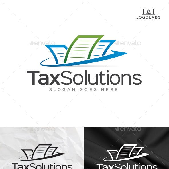 Tax Solutions Logo