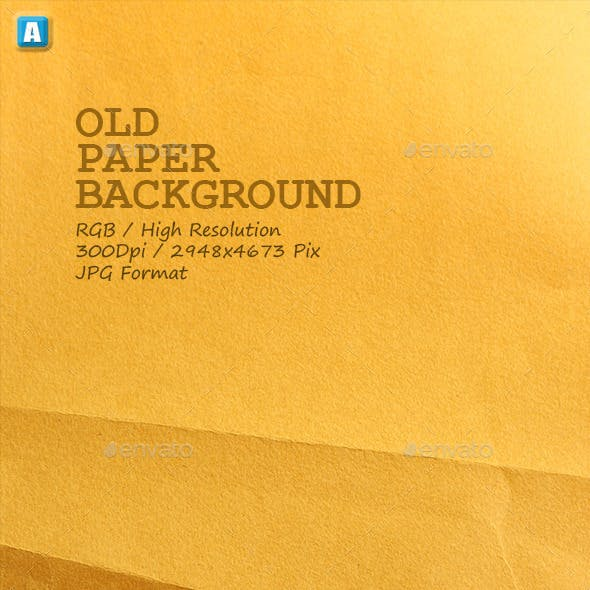 Old Paper Texture 0054