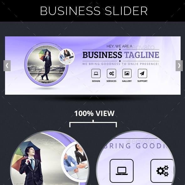 Business Slide V3