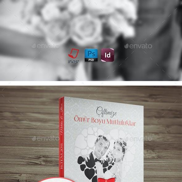 Wedding Dvd-Cd Cover Templates