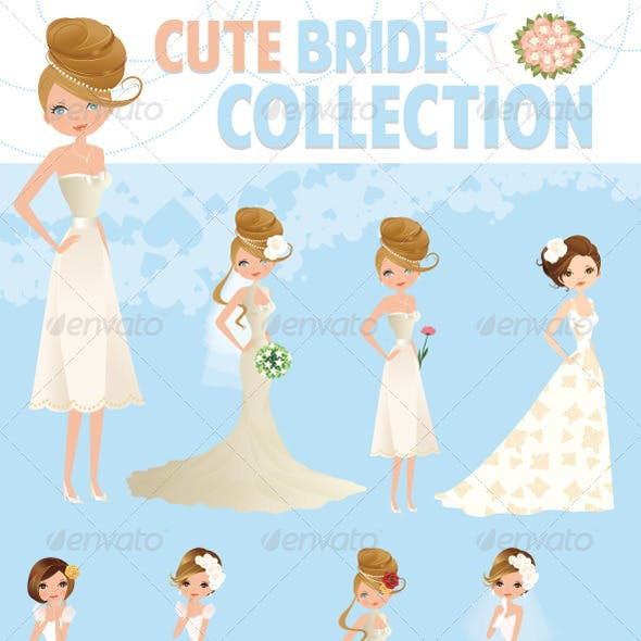 Cute Bride Collection