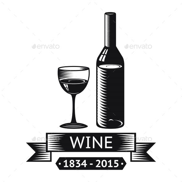 Wine Alcohol Drink Icons