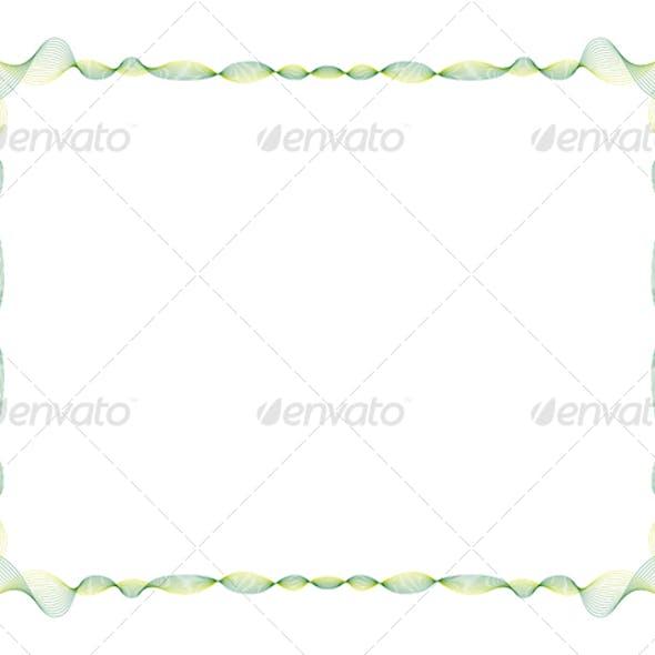 27 Lines Oscillating Frame