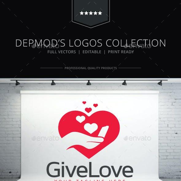 Give Love Logo