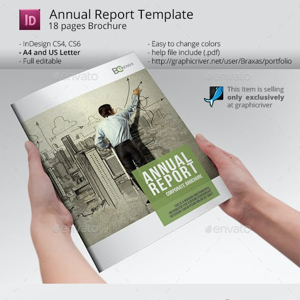 Business Brochure Annual Report