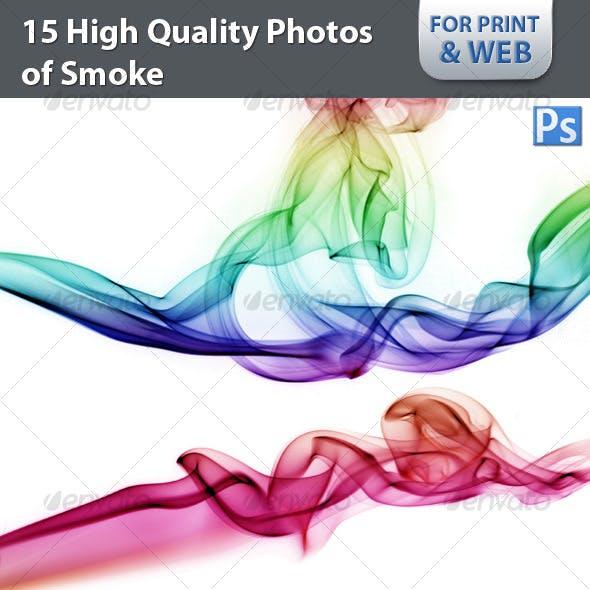 15 High Quality Photos of Smoke