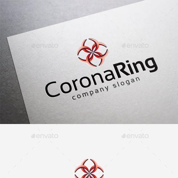 Corona Ring Logo
