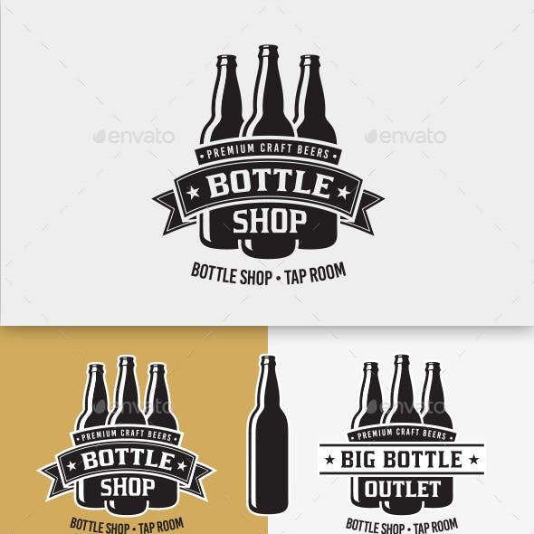 Bottle Shop Logo