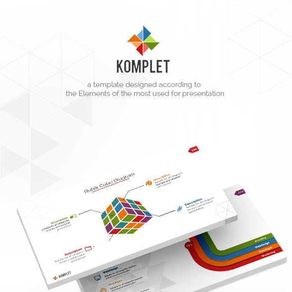 Komplet Keynote - All You Need is Here