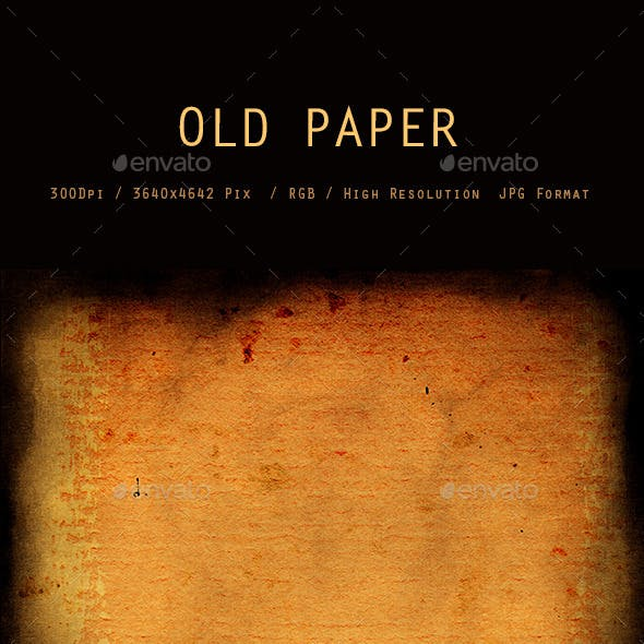 Old Paper Texture 0073