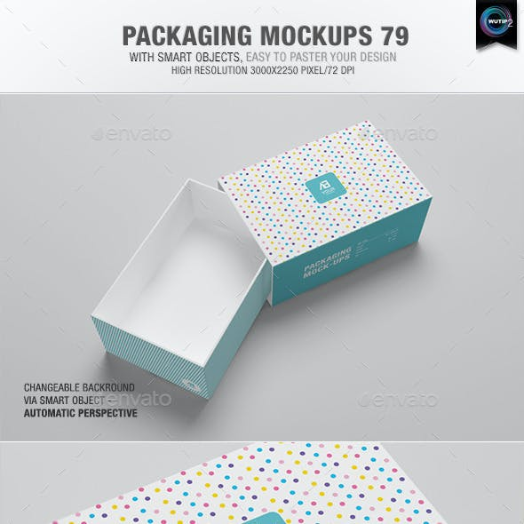 Packaging Mock-ups 79