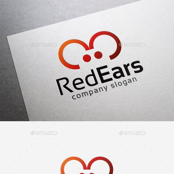 Red Ears Logo