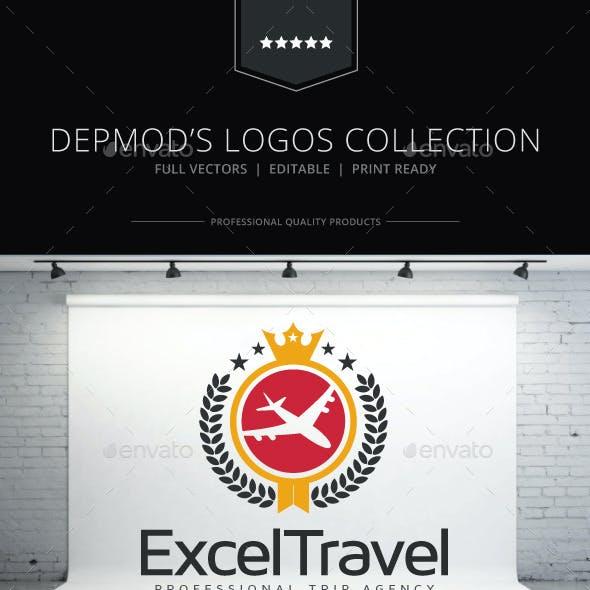 Excel Travel Logo