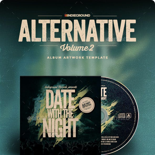 Alternative CD Album Artwork Vol. 2