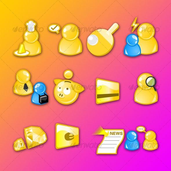 Icon - Web Icons