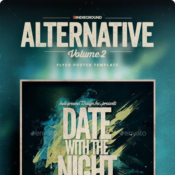 Alternative Flyer/Poster Vol. 2