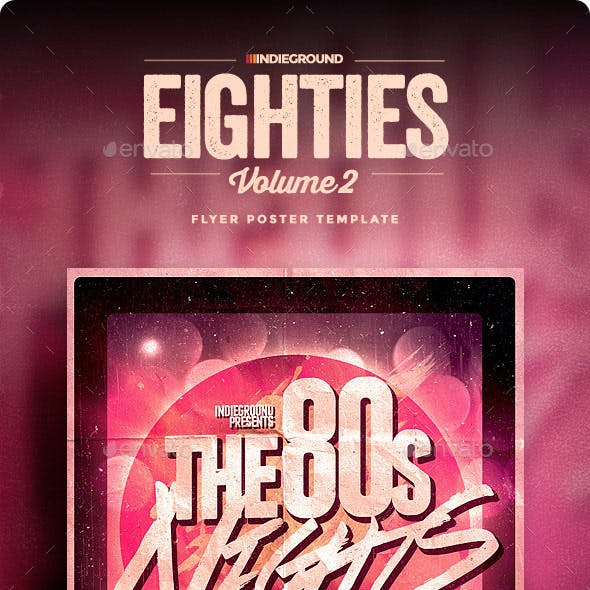 80S Graphics, Designs & Templates from GraphicRiver