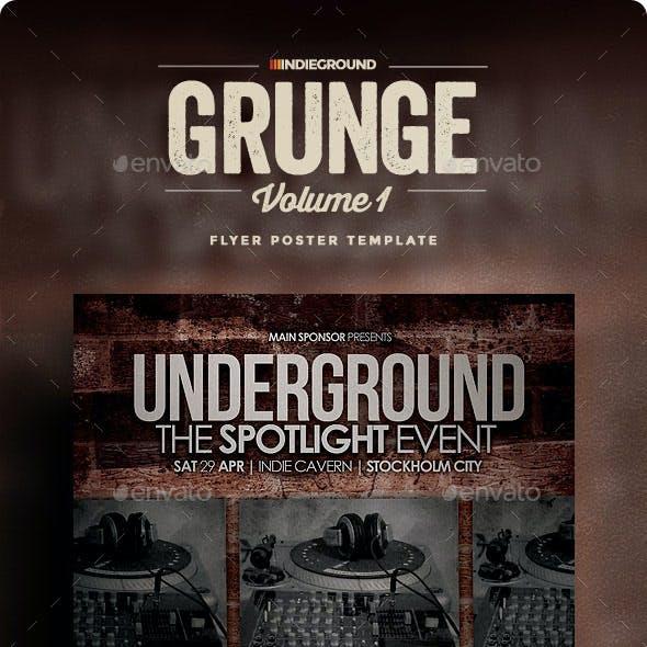 Grunge Flyer/Poster