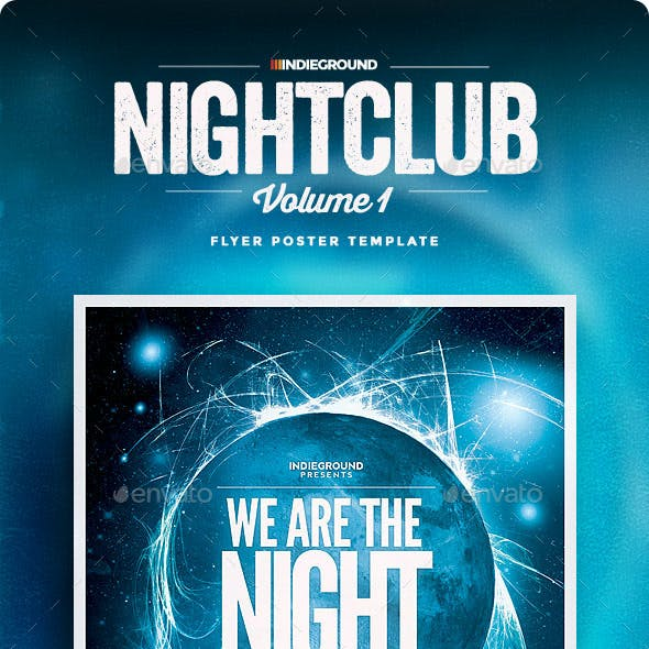 Nightclub Flyer/Poster