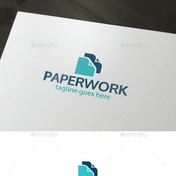 Paper Work Logo