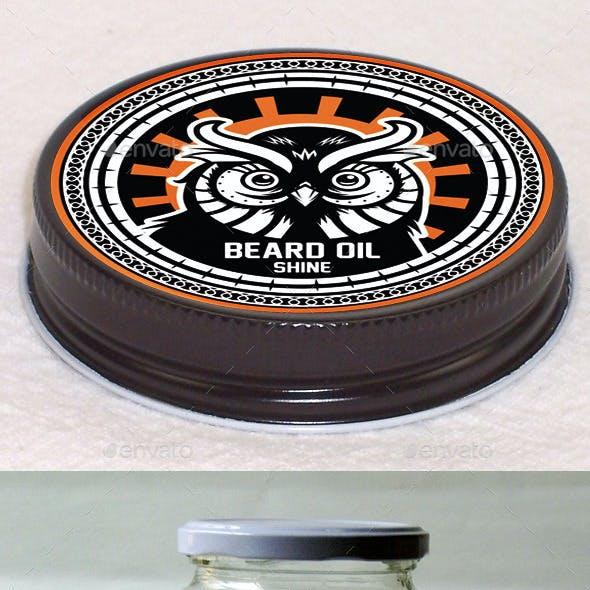 Owl Beard Oil Package