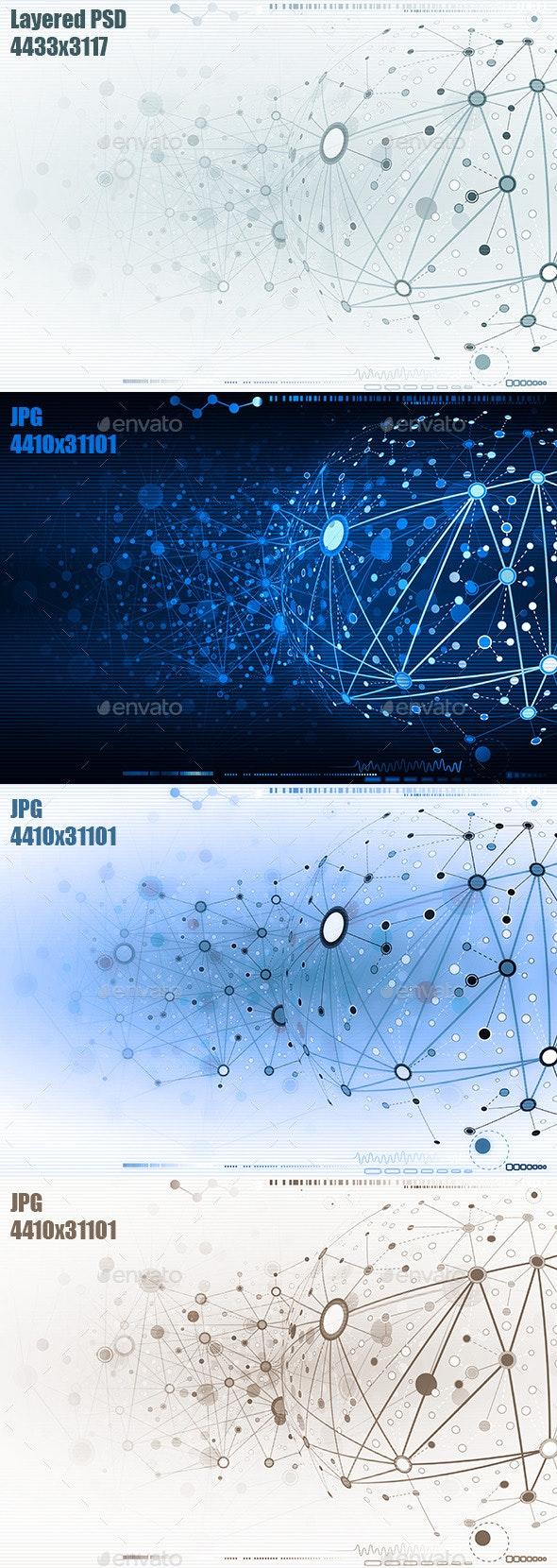 Modern background - Tech / Futuristic Backgrounds