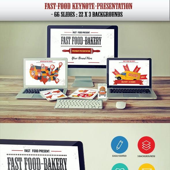 Fast Food Keynote Presentation