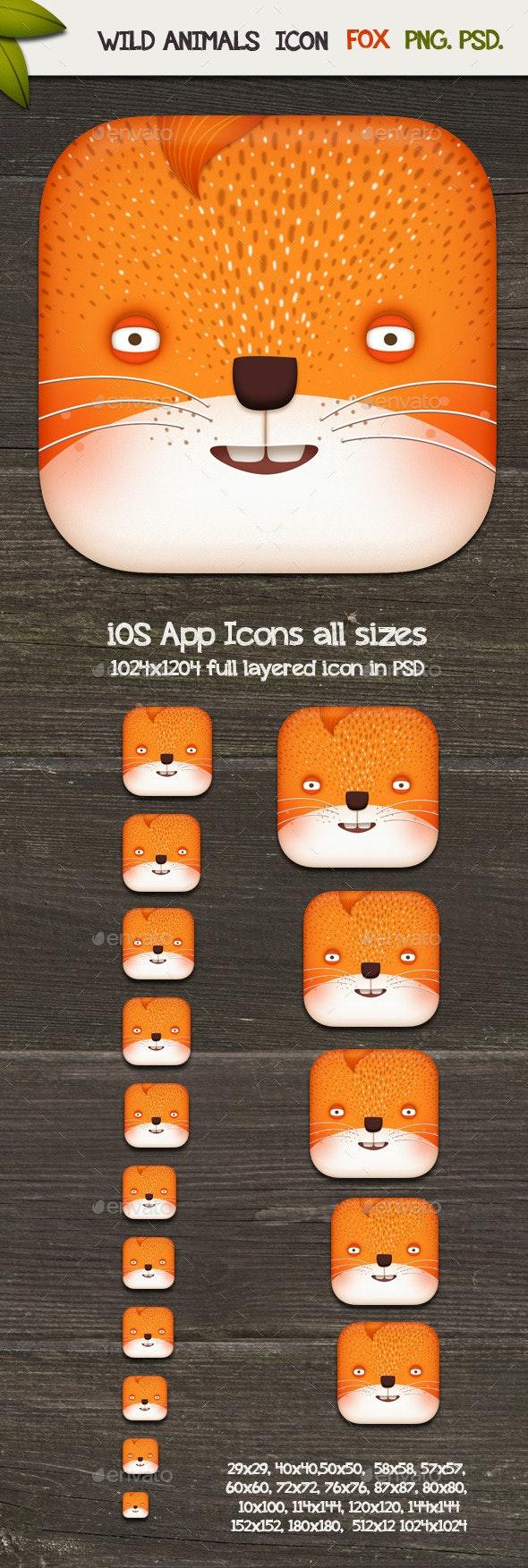Fox - App Icons