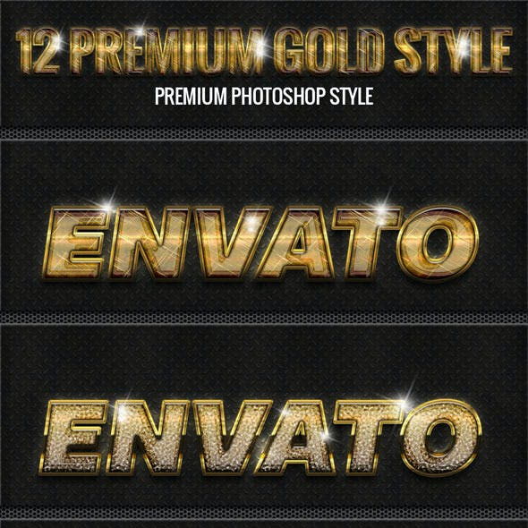 12 New Gold Style 3
