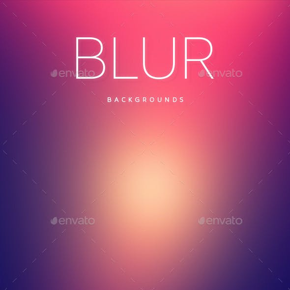 Blur Abstract Backgrounds
