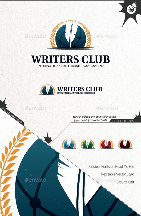 Writer's Club Logo
