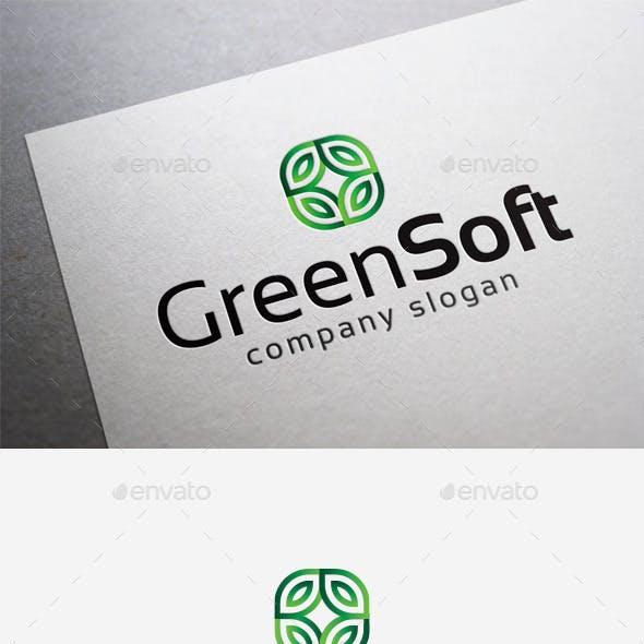 Green Soft Logo