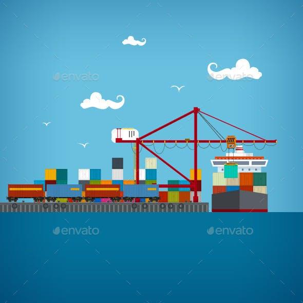 Cargo Seaport