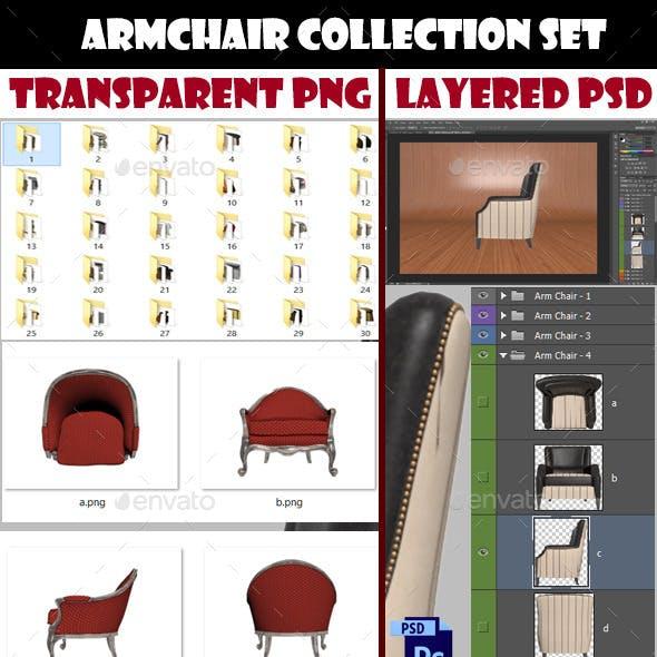Armchairs Kit
