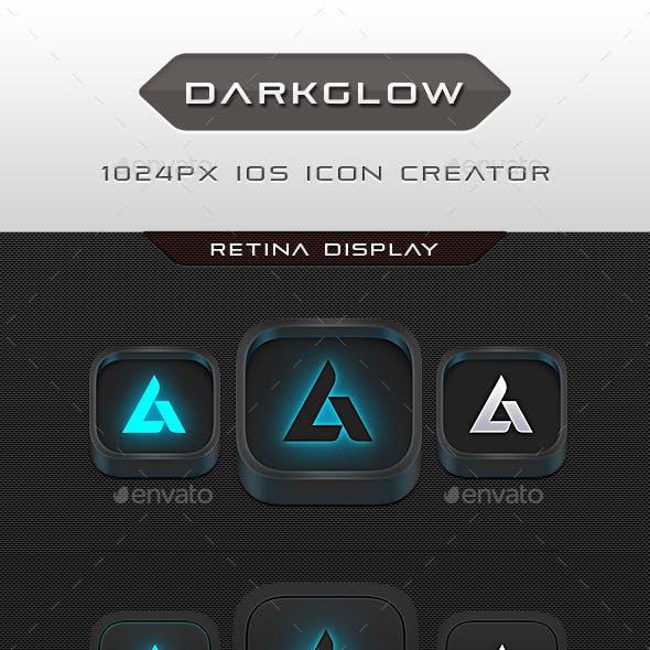 Dark Glow Icon Creator