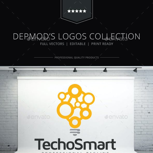 Techno Smart Logo