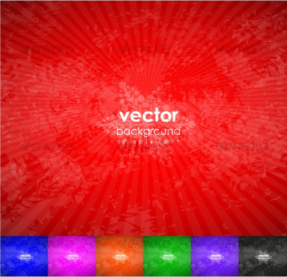 Christams grungy vector background - Christmas Seasons/Holidays