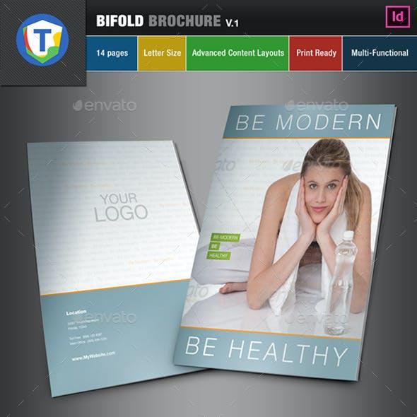 Bifold Brochure - V1